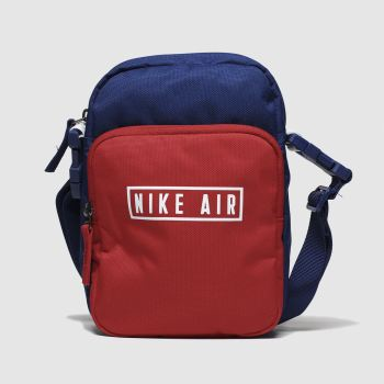Nike Navy & Red HERITAGE AIR SUMMIT Bags