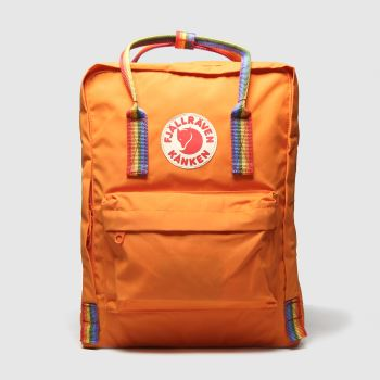 Fjallraven Orange Kanken Bags