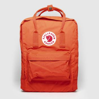Fjallraven Red Kanken Bags