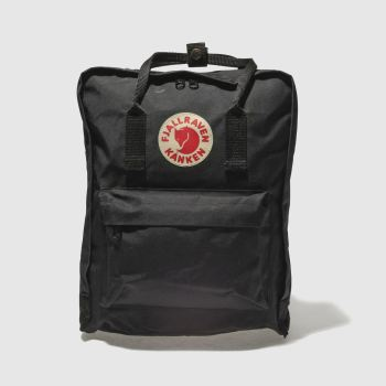 Fjallraven Black Kanken c2namevalue::Bags