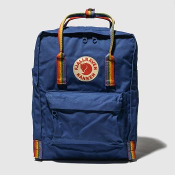 Fjallraven Blue & Yellow Kanken Bags