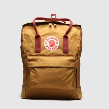 accessories fjallraven tan kanken