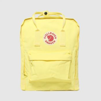 Fjallraven Yellow Kanken Bags