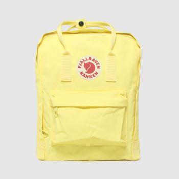 Fjallraven Yellow Kanken Bags