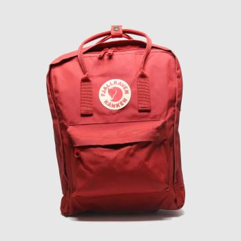 Fjallraven Rot Kanken Taschen
