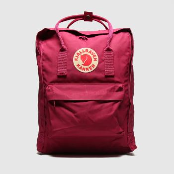 Fjallraven Purple Kanken Bags