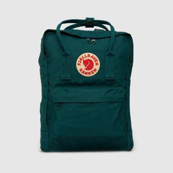 Fjallraven Green Kanken Bags