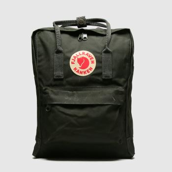 Fjallraven Dark Green Kanken Bags