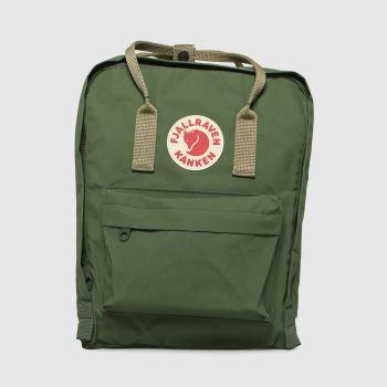 Fjallraven Khaki Kanken Bags