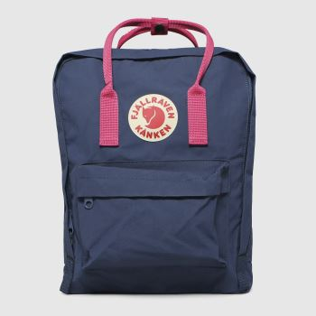Fjallraven Blue Kanken Bags