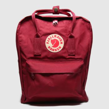 Fjallraven Red Kanken Bags#
