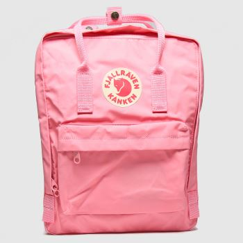 Fjallraven Pale Pink Kanken Bags