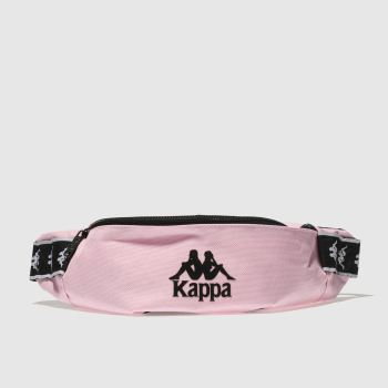 Kappa Pale Pink Le Dume Bags