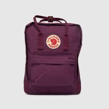 Fjallraven Purple Kanken Bags