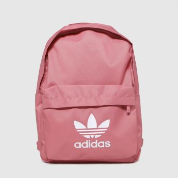 adidas Pink Classic Backpack Bags