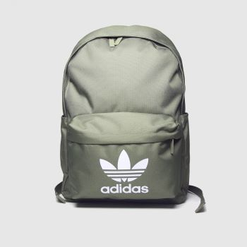 Adidas Khaki Classic Backpack Bags#