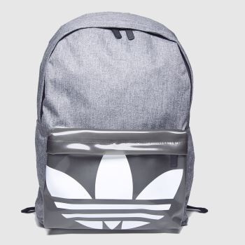 adidas Grey Classic Backpack Bags