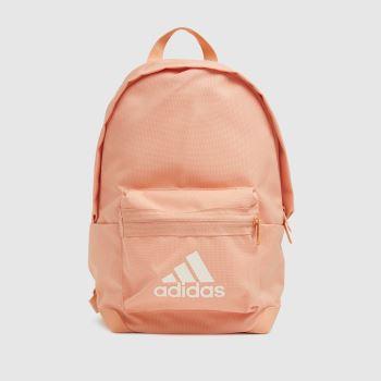 adidas Pale Pink Kids Bp Bos Bags