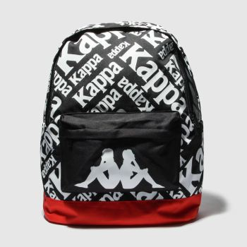 Kappa Black & Red AUTHENTIC BASTIL Bags