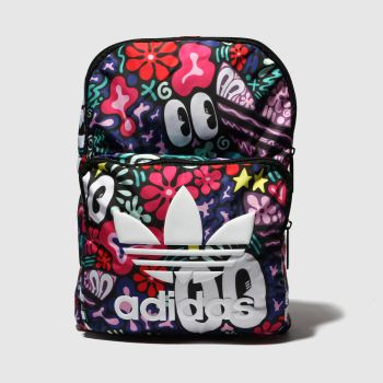 Adidas Red & White BACKPACK Bags