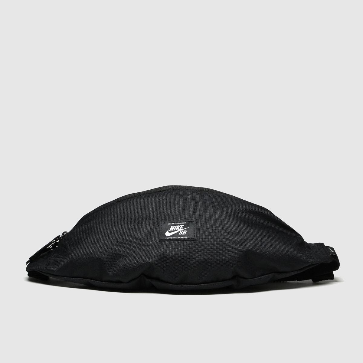 Nike SB Accessories Nike SB Black & White Heritage Hip Pack