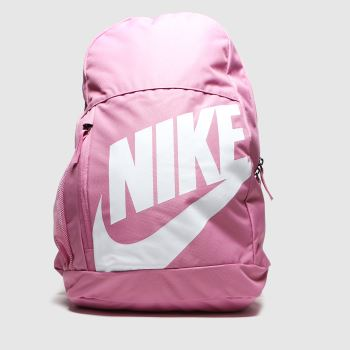 Nike Pink Kids Nk Elmntl Bkpk Bags