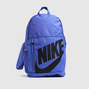 Nike Purple Kids Elemental Backpack Bags