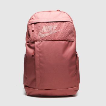 Nike Pale Pink Elemental Backpack Bags#
