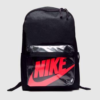 Nike Black & pink Heritage 2.0 c2namevalue::Bags#promobundlepennant::£5 OFF