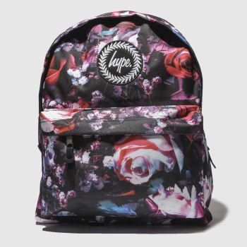 Hype Blue & Pink BACKPACK DOCKER ROSE Bags