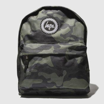 8154a2181d2b Hype Khaki Bakpack Camo Bags