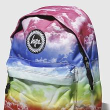 Hype backpack rainbow clouds 1