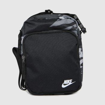 Nike Black Heritage Bags