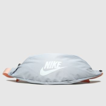 Nike Light Grey Hip Pack Bags