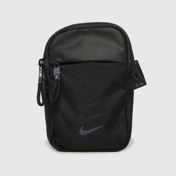 Nike Black & Grey Sportswear Essentials Bags