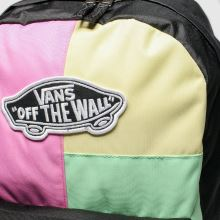 Vans Realm Patchwork Backpack 1