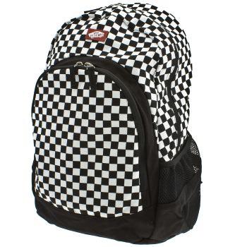 d95272a2549 black and white checkered vans bag,vans authentic black 36