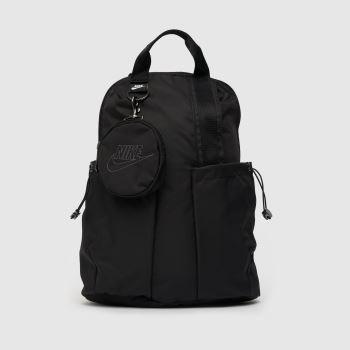 Nike Black Futura Luxe Backpack Bags