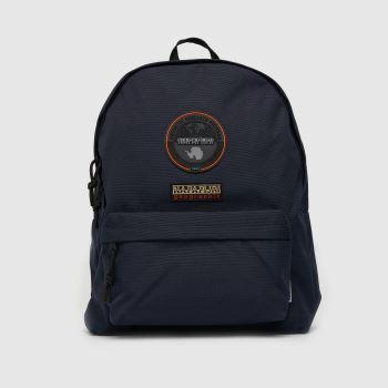 NAPAPIJRI Navy Voyage Backpack Bags