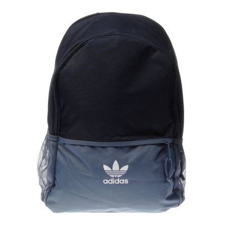 Navy Amp Pale Blue Adidas Essentials Backpacks Schuh