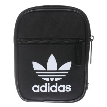 ACCESSORIES ADIDAS BLACK & WHITE TREFOIL FESTIVAL BAG