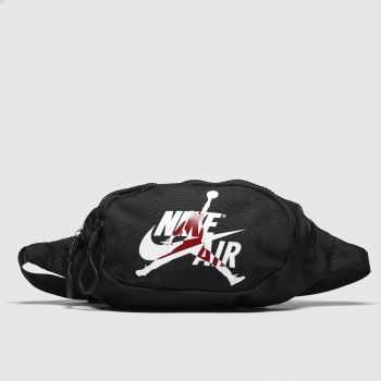 Nike Jordan Black & White Kids Crossbody Bags