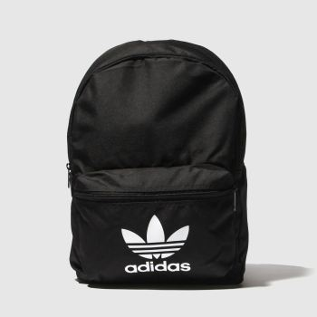 Adidas Black & White Classic Backpack c2namevalue::Bags