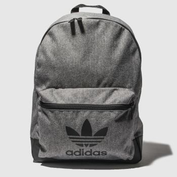 accessories adidas black & grey mel classic