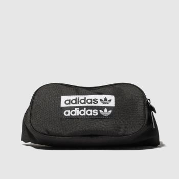 Adidas Black & White Vocal Waistbag Bags