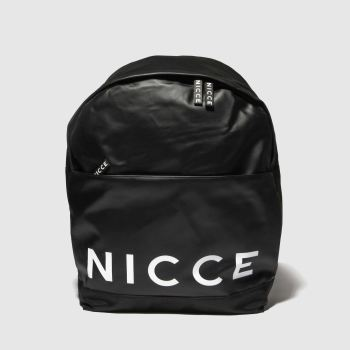 Nicce Black & White Cain Bags