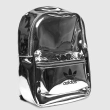Adidas backpack metallic 1
