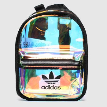 Adidas Clear Mini Bp Iridescent Bags
