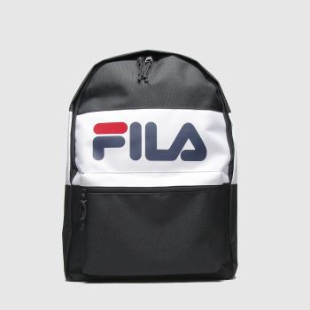 Fila Black Arda 2 Backpack c2namevalue::Bags