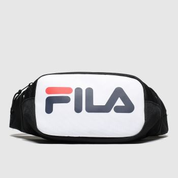 Fila Black Soel Waistbag Bags